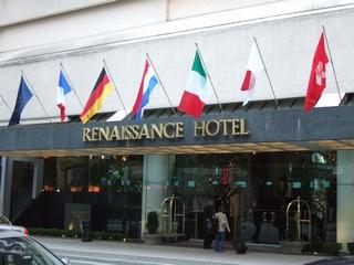 ルネッサンスバンクーバーホテル