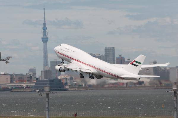 United Arab Emirates (Dubai Air Wing) (レジ:A60MMM)