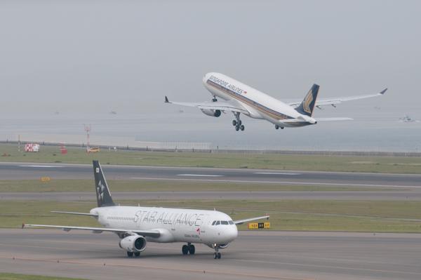 アシアナ航空A321 スタアラ