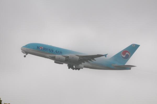大韓航空A380-800