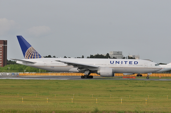 コンチネンタル航空(N78001)